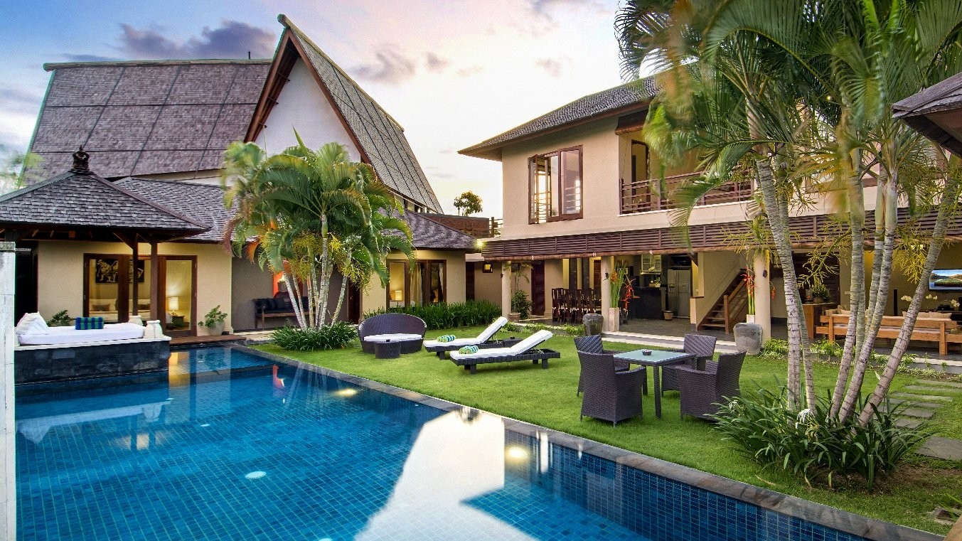 Indonesia Bali Villa Vacation Rentals In Seminyak With Private Pool