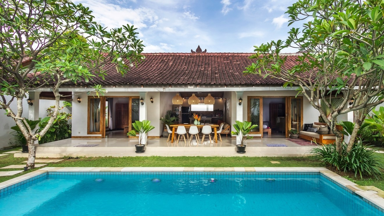 Seminyak Vacation Rental Villa With Private Pool Stay In Bali
