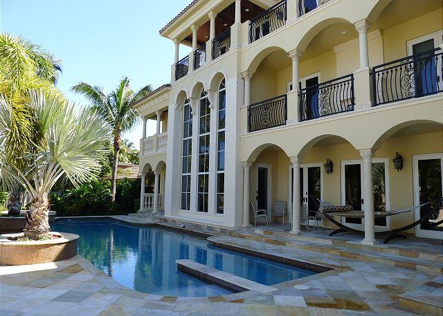 waterfront fort lauderdale villa rental close to las olas florida