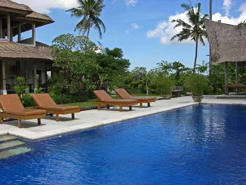 Luxury Villa Rental In Ubud Bali 3 Bedrooms Fully Staffed Service