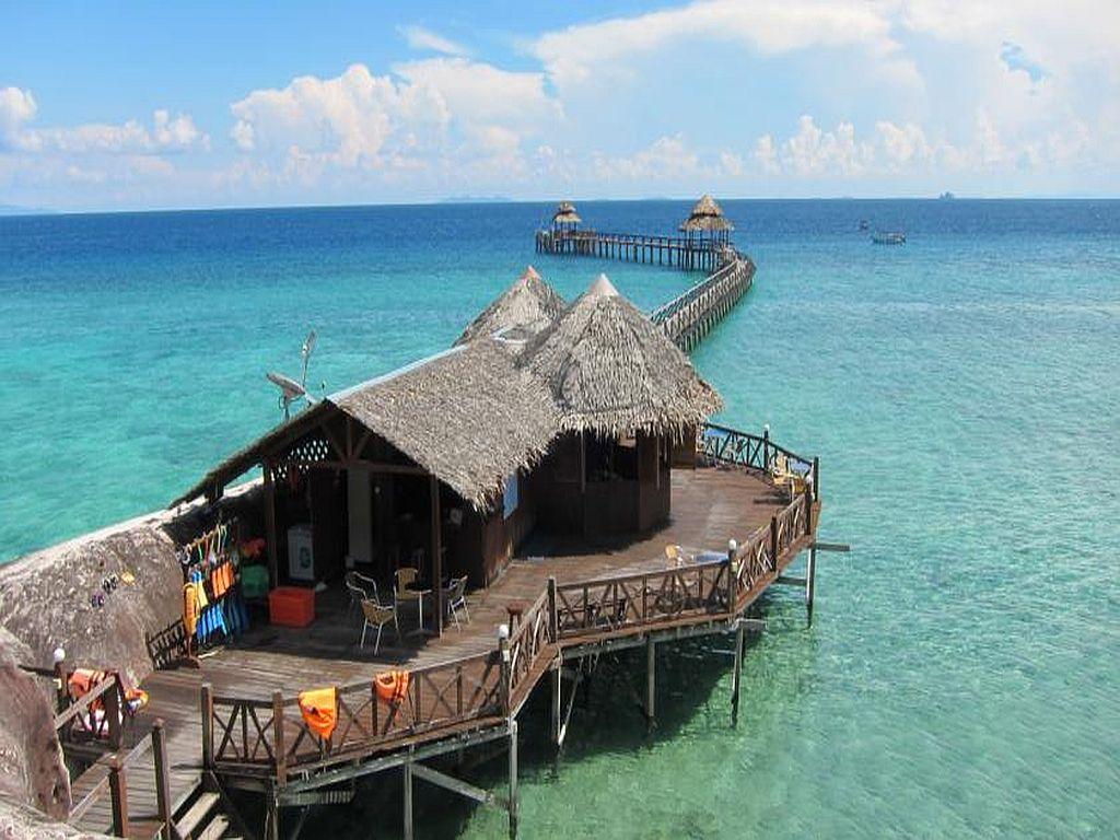 Malaysia Resort Vacation Rentals Tioman Island Pahang