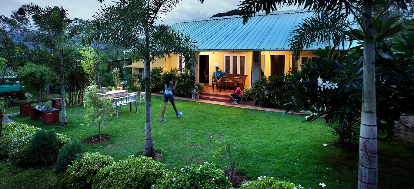 India Cottage Vacation Rentals In A Farm Kerala