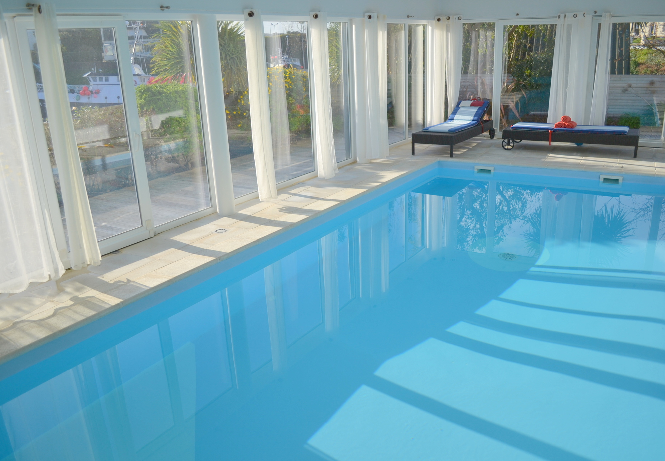 Brittany Villa Holiday Rental At 100 M From The Beach North Of Morlaix[....]