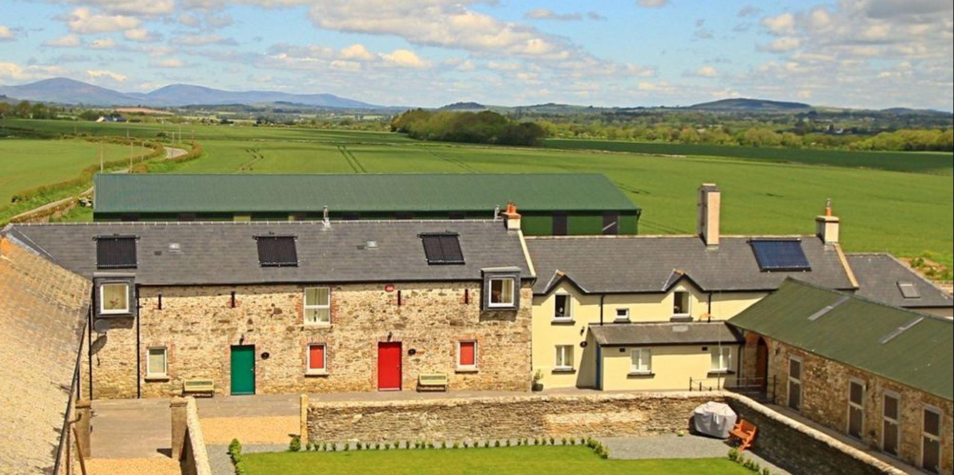 ireland cottage vacation rentals wellingtonbridge county