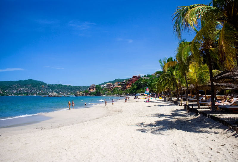 Mexico Apartment Vacation Rentals In Ixtapa Zihuatanejo