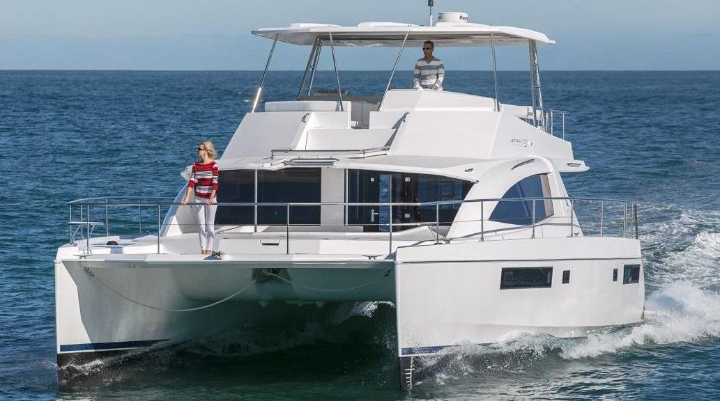 Yacht Charter Catamaran Miami Florida Bahamas Key West