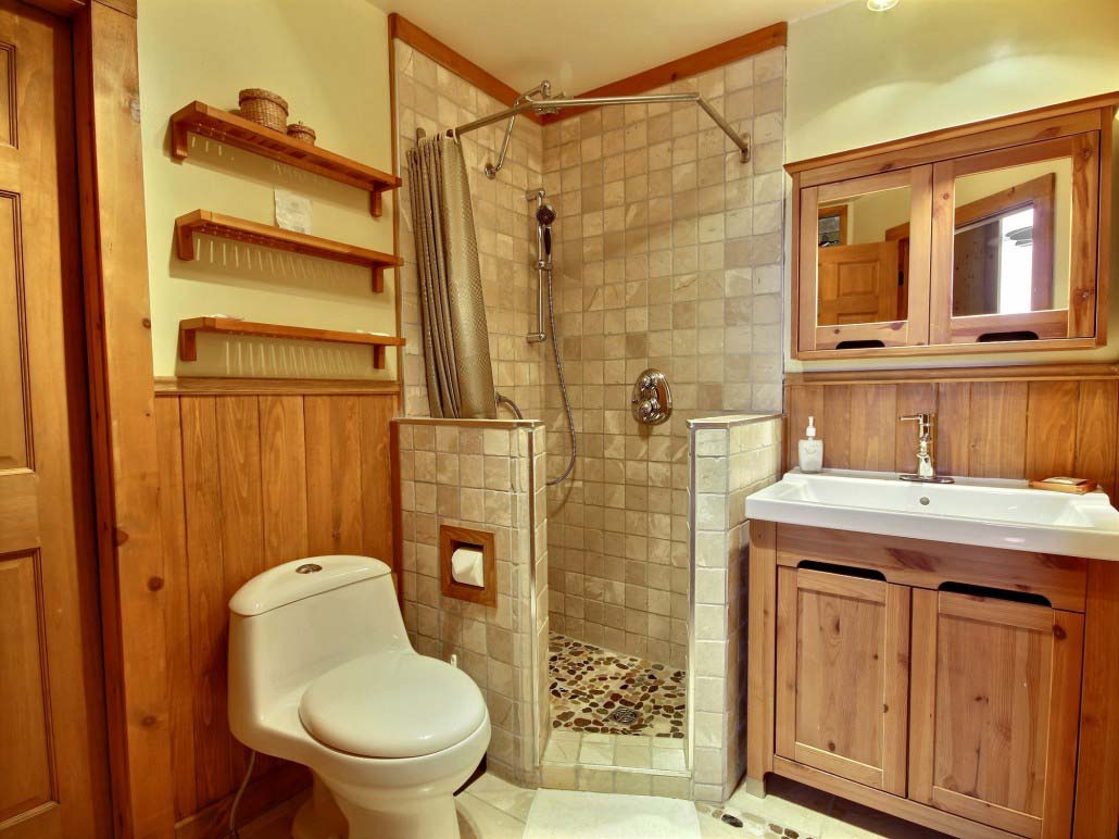 Salle De Bain Double Vasque Brico Depot ~ Quebec Holiday Cottage Rentals Is On The Lake Loup Cervier