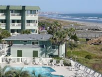 Oceanfront One Bedroom Condominium -Free Wireless!